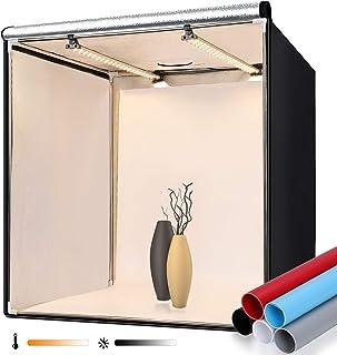 Photo Box,FOSITAN Photo Studio Light Box 24
