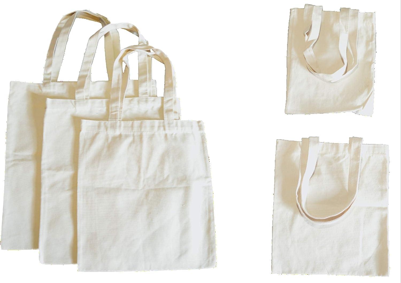 Organic Cotton Biodegradable Totes