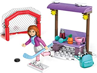 Mega Construx American Girl Mia's Skating Rink Building Kit