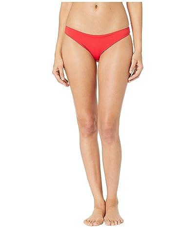 Stella McCartney Pansy Print Classic Bikini (Red) Women