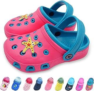 cb6e1a9f1f4a Namektch Toddler Little Kids Clogs Slippers Sandals