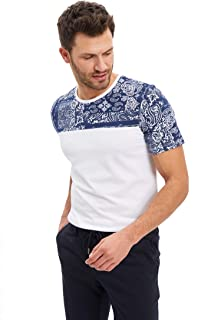 DeFacto Slim Fit T-shirt Tişört Erkek