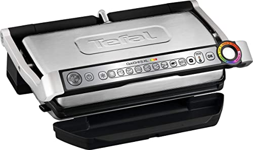 T-fal-GC722D53-1800W-OptiGrill-XL-Stainless-Steel-Large-Indoor-Electric-Grill