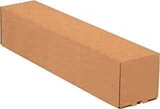 BOX USA BM3318K Square Mailing Tubes, 3
