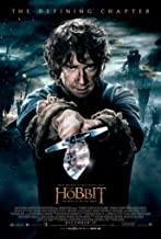 the hobbit battle of five armies poster
