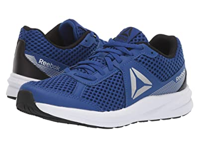 Reebok Kids Endless Road (Big Kid) (Cobalt/Black/White/Silver) Boys Shoes
