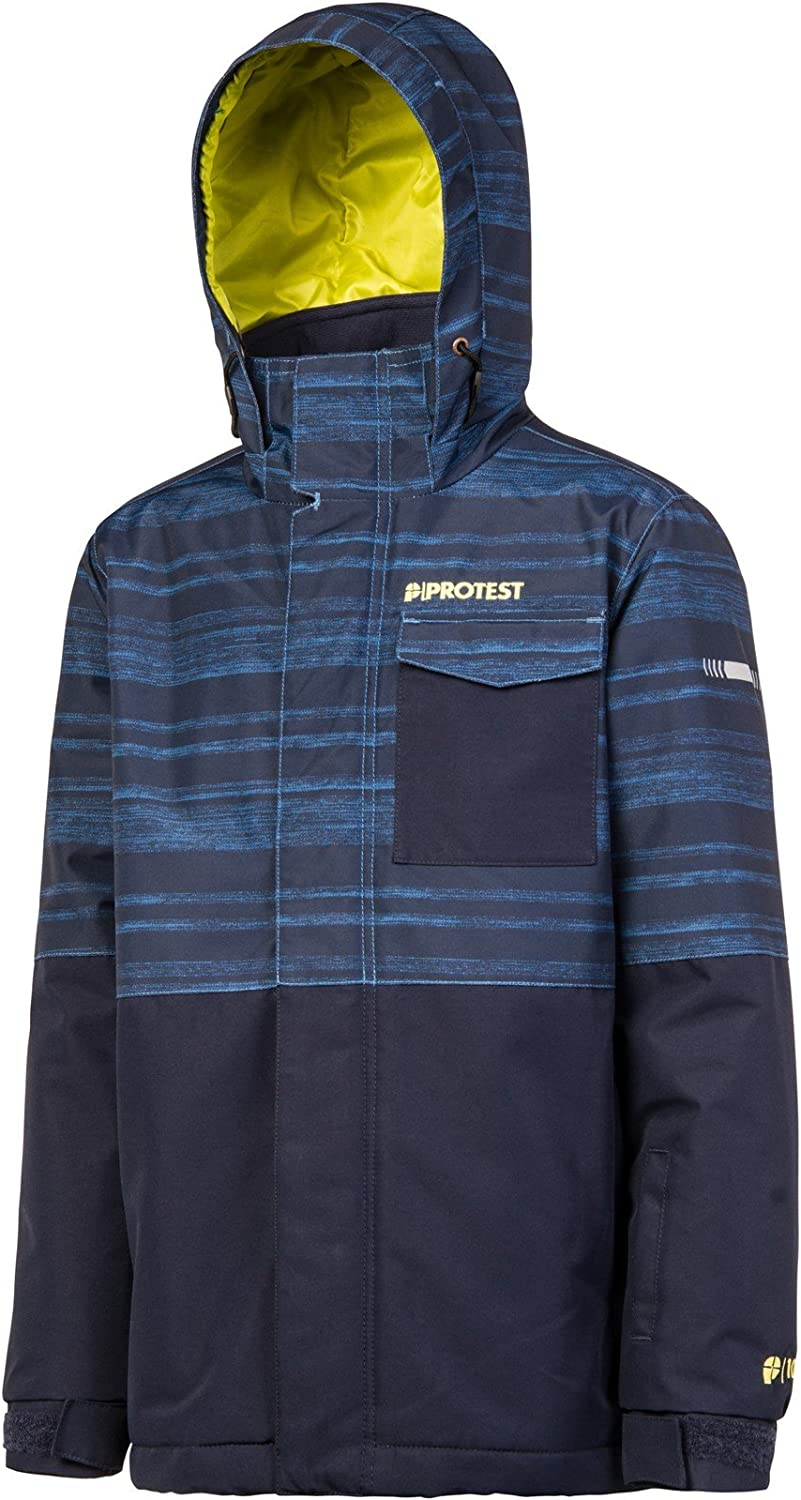 Predest JUSTUS JR SNOWJACKET Ground bluee 164