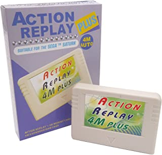 Action Replay 4M Plus - mejora definitiva para su consola de Saturno