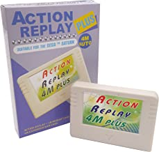 Action Replay 4M Plus - Ultimate enhancement for your Saturn console