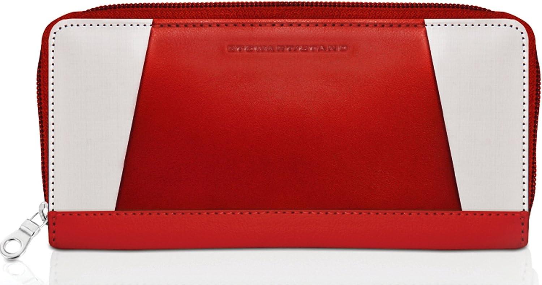 Stewart Stand color Block WW5020 Zipper Wallet