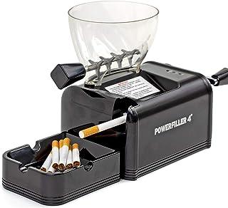Powerfiller 4 avec entonnoir XXL | Tubeuse électrique | Machine à tuber avec entonnoir | Machine automatique à cigarettes...