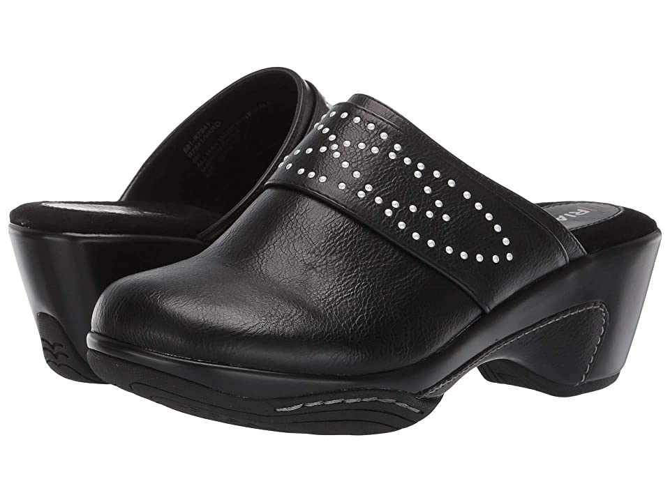 Rialto Varo (Black Tumbled Smooth) Women