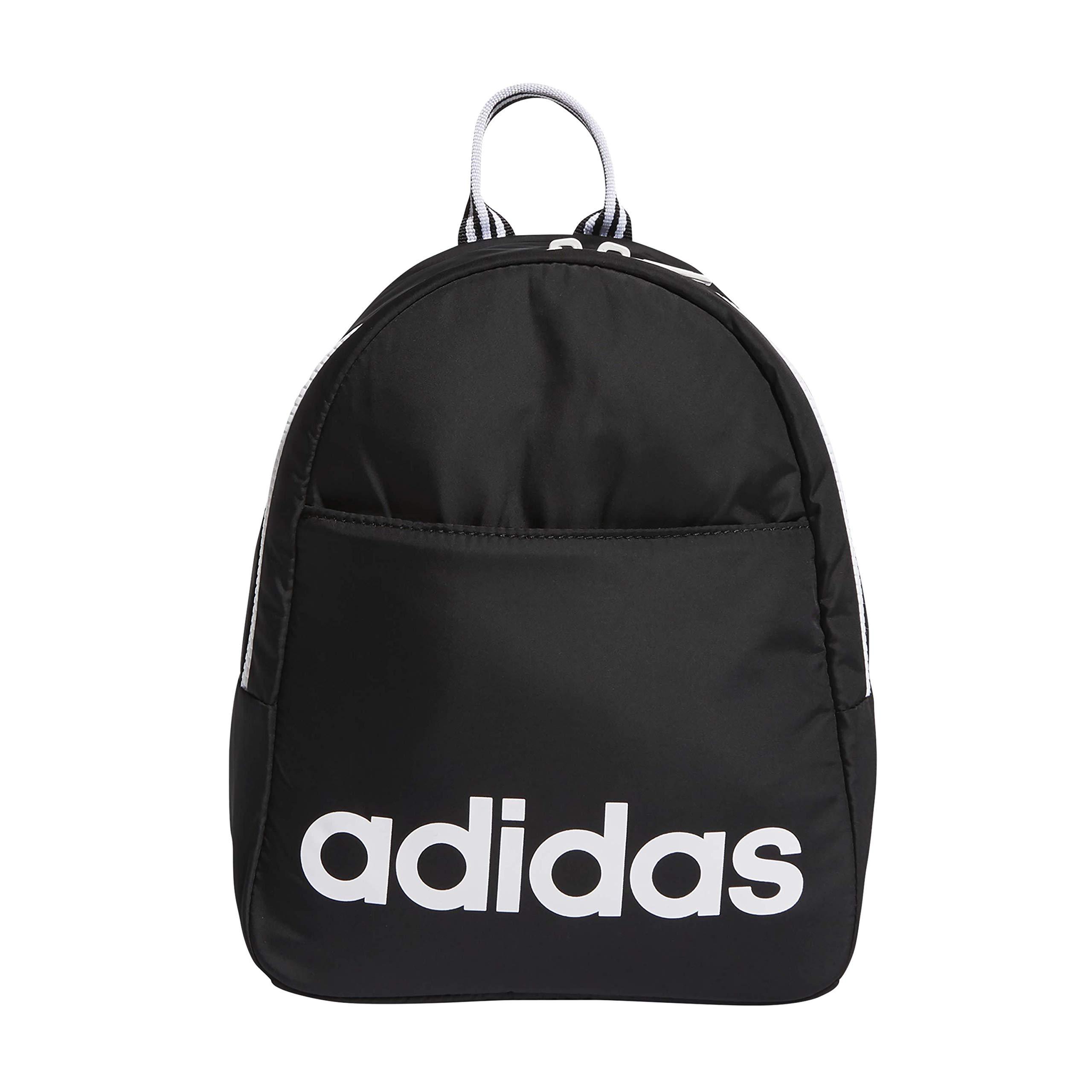 adidas Core Backpack Black White