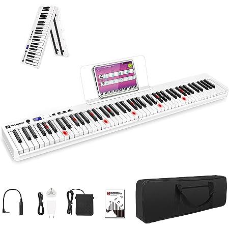 Black Star Piano plegable portátil de Blackstar, Piano ...