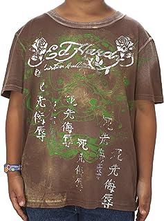 a2aab65266d Ed Hardy Big Boys  Surf Dragon T-Shirt