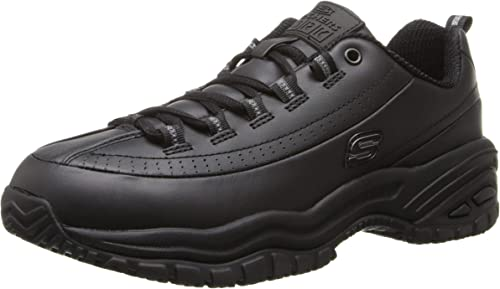 Skechers For Work 76033 souple Stride-softie Lace-up
