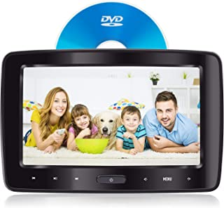 Headrest DVD Player for Car Can Use Both in Car or at Home as DVD Player eRapta Second Generation