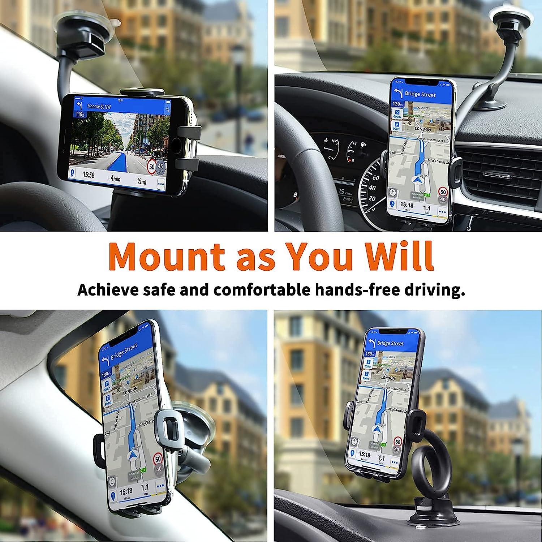 Best smartphone holder for Ford Escape