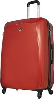 حقيبة الأمتعة اليدوية فايبر دي كاربونيو مودرينو هاردسايد من ميا تورو - لون أحمر