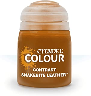 snakebite leather paint