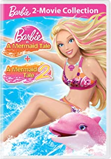 Barbie: 2-Movie Collection (Barbie in A Mermaid Tale / Barbie in A Mermaid Tale 2)