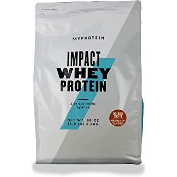 Myprotein Impact Whey Protein - 2. 5 Kg (Chocolate Smooth)