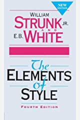 The Elements of Style:Fourth Original Edition(Annotated) Kindle Edition