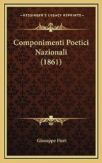 Componimenti Poetici Nazionali (1861)