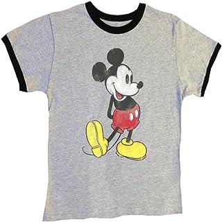 DISNEY BOYS Classic T-Shirt, Nostalgia Mickey Mouse