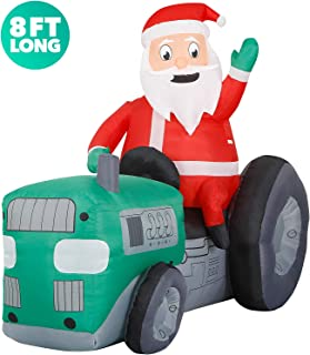 Best inflatable christmas truck Reviews