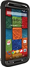 OtterBox Moto X 2nd Gen. Defender Series Case - Retail Packaging - Black