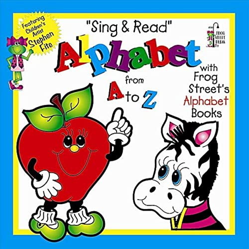 Sing Read Alphabet By Frog Street Press On Amazon Music