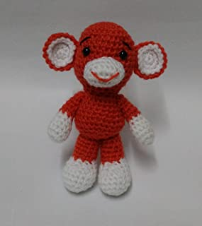 Free Naughty Monkey Amigurumi Pattern – Easy DIY | Crochet toys ... | 320x285