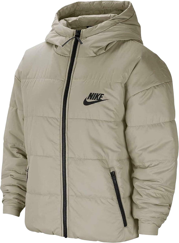 Nike Women's Sportswear Core Synthetic Hooded Full Zip Jacket