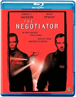 The Negotiator   Blu-ray