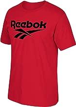 Reebok Men's Classic Vector Logo Tee