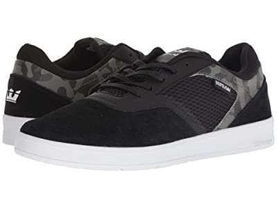 Supra Saint (Black/Camo/White) Men