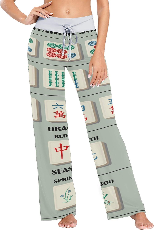 Soft Pajama Pants for Women Ga Entertainment China Table wholesale New mail order Mahjong