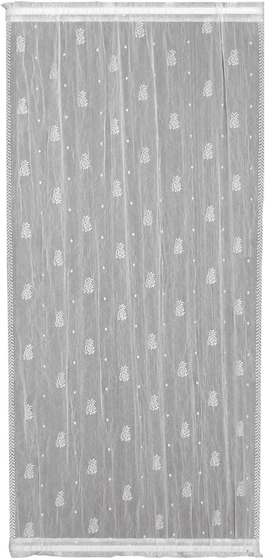 Vuelta de 10 dias Heritage Lace pia Sidelight Sidelight Sidelight Panel, blancoo, 96.52 x 55.879999999999995 x 0.63500000000000001 cm  alta calidad y envío rápido