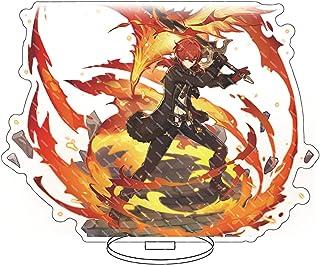 原神(Genshin) アクリルスタンド 鍾離 モンド城シリーズ 璃月港シリーズ 人気 ゲーム 置物 展示用デコレーション おしゃれ キャラクター 鍾離 約16cm