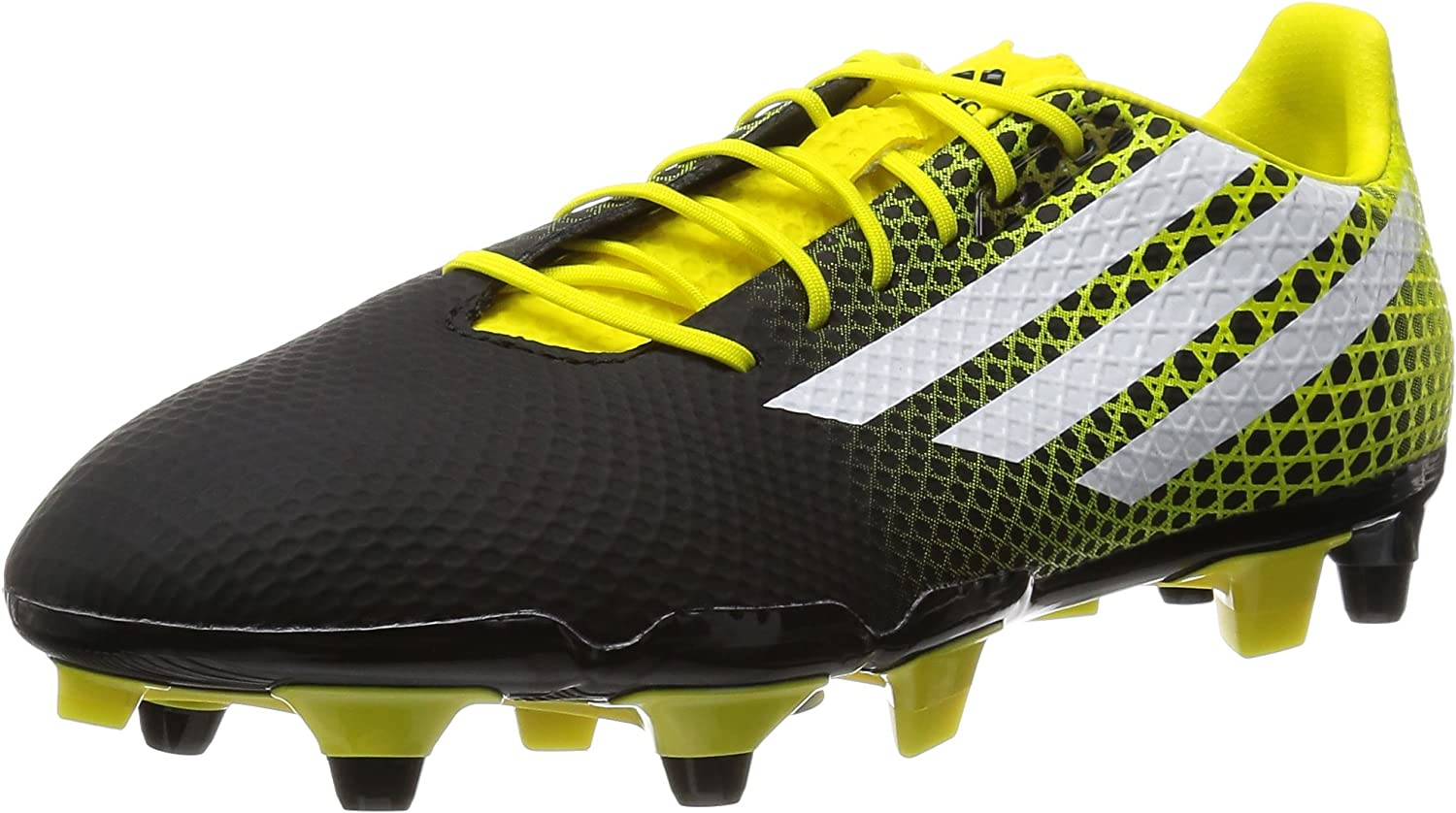 CRAZYQUICK Malice SG Rugby Boots - Black
