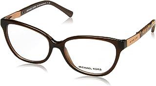 fd1c4c2c21c40 Michael Kors ADELAIDE III MK4029 Eyeglass Frames 3116-Dk Brown Tigers Eye