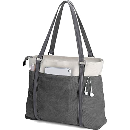 Rainbow Wood Stripe 14 15 15.4 15.6 inch Laptop Tote Bag for Women Large Lightweight and waterproof Computer Handbags Laptop Shoulder Messenger Bag