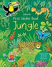 Jungle (Usborne First Sticker Book)