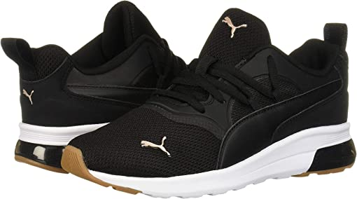 Puma Black/Rose Gold/Puma White/Gum