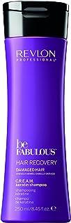 Revlon Be Fabulous Hair Recovery Champú de Keratina para Cabello Dañado 250 ml