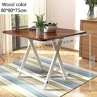 Amazon.es: mesas y bancos plegables madera