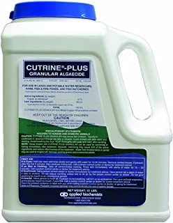 Applied Biochemists 390242A Cutrine-Plus Granular Algaecide, 12 Pounds, Brown/A