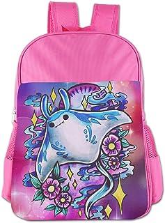 Mantine Pokemon Children's Bags Kid School Bag Boy Girl Backpack