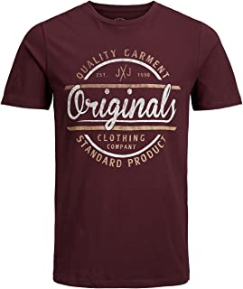 JACK&JONES ORIGINALS JORVINNIE TEE SS CREW NECK T SHIRT ERKEK T SHİRT 12138683